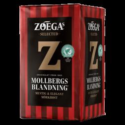 Zoégas Mollbergs Blandning formalet kaffe 450g