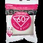 Hario V60 Kaffefiltre i hvid papir størrelse 01 100st
