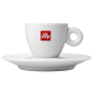 illy espressokopper (med underkopper) 6cl 12st